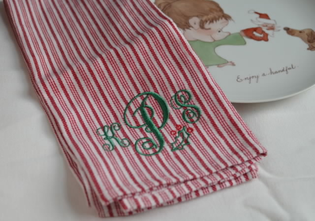 Christmas Kitchen Towels Towel Holiday